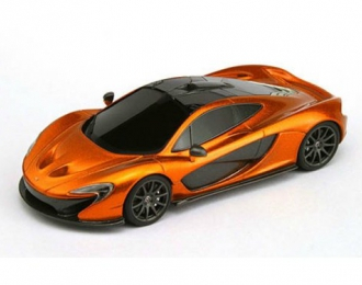 McLAREN P1 Mondial de lAutomobile 2012, orange