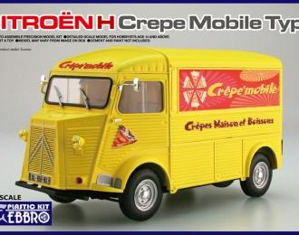 Сборная модель Автомобиль Citroen H Crepe Mobile Type