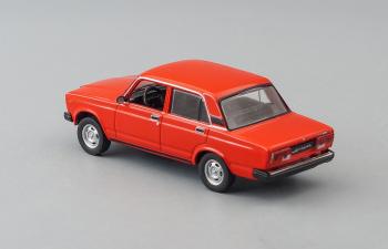 Волжский автомобиль 2107, Автолегенды СССР 262, красный