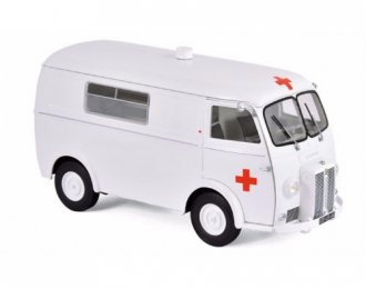 "PEUGEOT D4B ""Ambulance"" (1963), white"