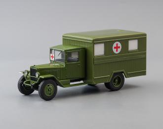 ЗИС-44 санитарный, Грузовики СССР 51