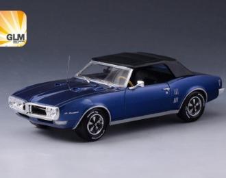 PONTIAC Firebird 400 Convertible (закрытый) 1968 Blue