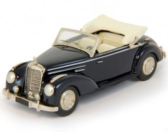 MERCEDES-BENZ 220 Cabrio A Open Top (1951), dark blue
