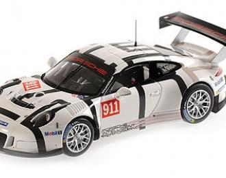 PORSCHE 911 GT3 R (991) - PRESENTATION 2015