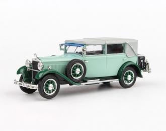 Škoda 860 1932 Zelená Světlá 1:43 Abrex - časopis s