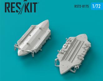 BRU-55 Smart boMERCEDES-BENZ Racks for F-18 (2 pcs)