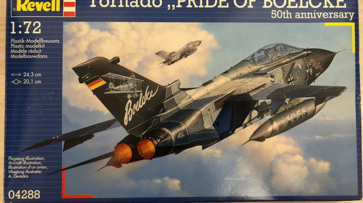 """Сборная модель Tornado Ids """"Pride of Boelcke"""" 50th Anniversary"""