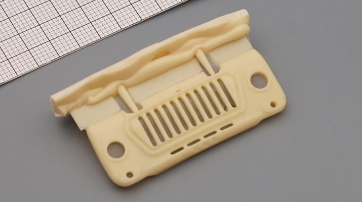Решетка радиатора Горький 52/53 ранняя (1 шт.)