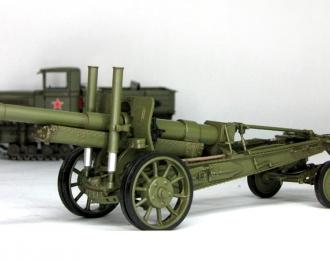 МЛ-20 - 152-мм гаубица-пушка (чистая хаки)