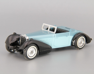 Hispano Suiza (1938), Models of Yesteryear, blue / black