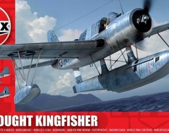 Сборная модель Американский самолет Vought OS2U Kingfisher