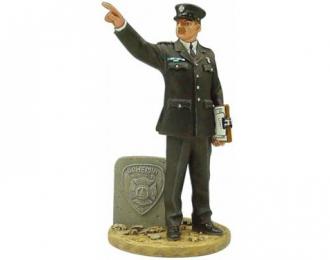 Офицер пожарной охраны США Округ Саффолк NY 2003