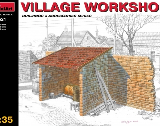 Сборная модель Наборы для диорам  VILLAGE WORKSHOP