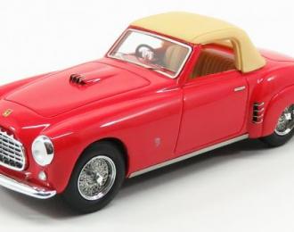 Ferrari 212 Interghia ch.0233eu Cabriolet closed - 1952 (red)