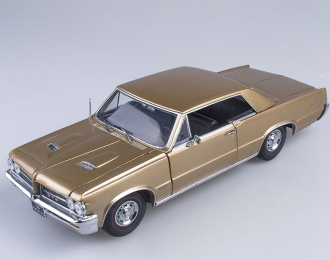PONTIAC GTO (1964), saddle bronz