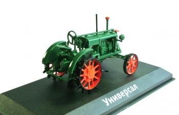 ВТЗ Универсал (1934), Тракторы 4, зеленый