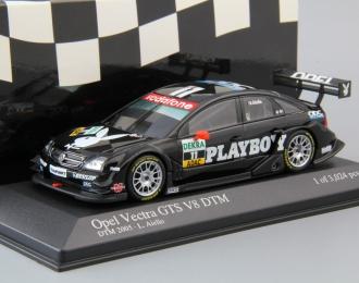 OPEL Vectra GTS V8 DTM Team OPC L. Aiello #11 (2005), black