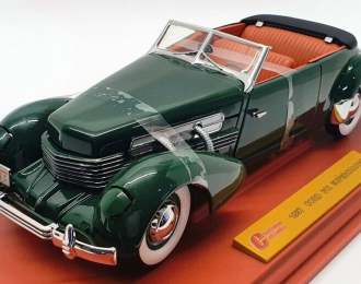 CORD 812 SUPERCHARGED (1937), green