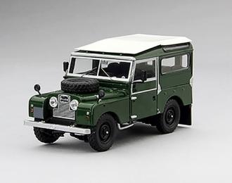 "(Уценка!) Land Rover Series I 88"" Station Wagon 1957 (bronze green )"