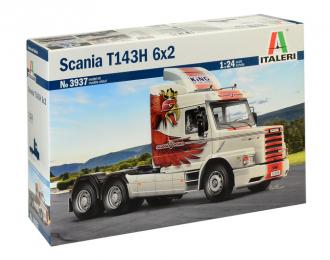 Сборная модель Scania T143H 6x2