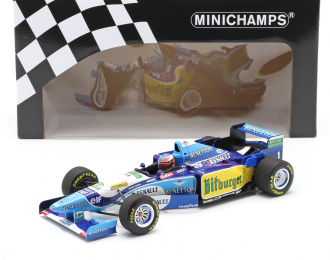 Benetton Renault B195 Michael Schumacher Победитель German GP 1995