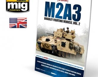 "Журнал ""M2A3 BRADLEY fighning vehicle im europe in detail VOL 2""(на английском языке)"