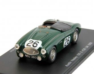 AUSTIN Healey 100 #26 LM (1955), green