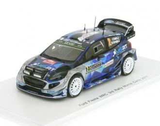 FORD Fiesta WRC #2 3rd Monte Carlo 2017 M-Sport World Rally Team O.Tänak - M.Järveola