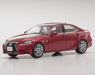 Lexus IS350 F Sport (red mica)