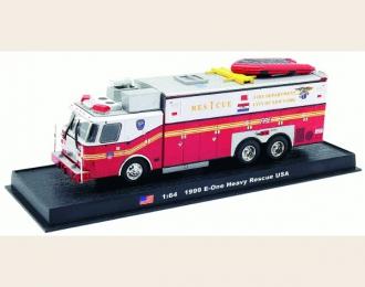 E-One Heavy Rescue USA, Kolekcia Strażackie Giganty 4