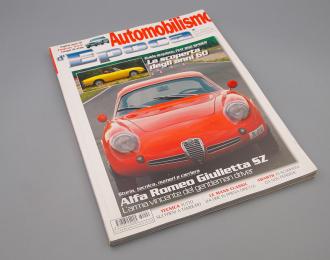 Журнал Automobilism D'epoca 2006