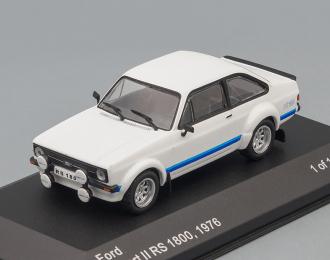 (Уценка!) FORD Escort MK II RS 1800 (1976), white