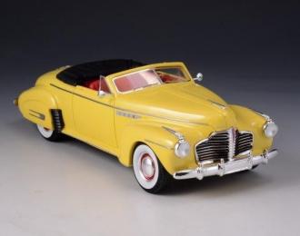 BUICK Roadmaster Convertible 76C (открытый) 1941 Yellow