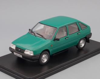 """ИЖ-2126 """"Орбита"""", Легендарные Советские Автомобили 60, зеленый"""