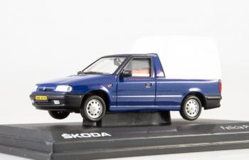 SKODA Felicia Pick-up (1996), iris blue