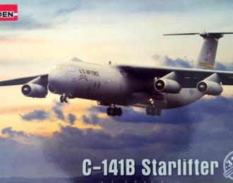 Сборная модель Самолет Lockheed C-141B Starlifter
