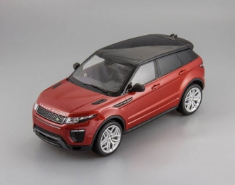 RANGE ROVER Evoque HSE Dynamic Lux, red