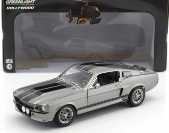 FORD Shelby Mustang GT 500 1967 Eleanor из к/ф Угнать за 60 секунд (Gone in 60 seconds), silver