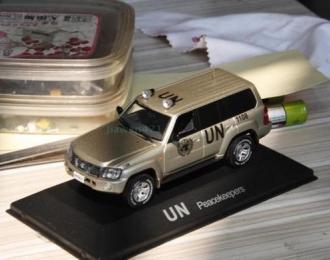 NISSAN Patrol UN Y61 (2005), biege