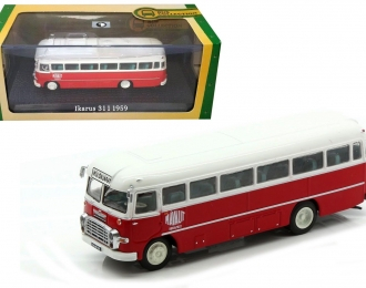 IKARUS 311 (1959), red / white
