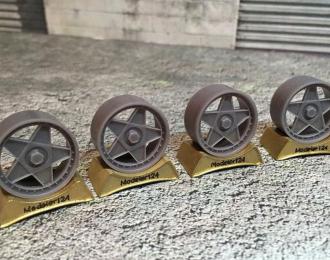 Комплект дисков Modena (R17)