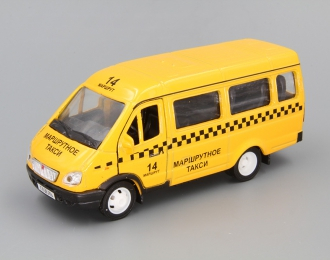 (Уценка!) Горький 3221 Маршрутное Такси, желтый