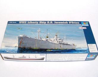 Сборная модель Американское судно РЭР USS Liberty (AGTR-5)