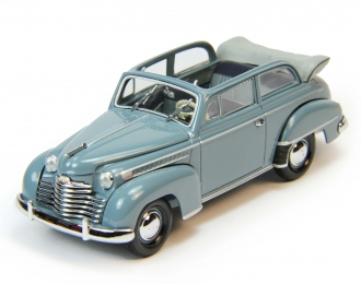 OPEL Olympia Cabriolet (1951-1952), blue-gray