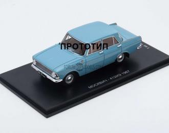 МОСКВИЧ ИЖ-412ИЭ 1967 зеленый*