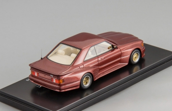 Mercedes-Benz 500 SEC Koenig Specials 1985 (red)