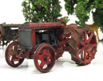 Трактор Фордзон-Путиловец (вариант 4)