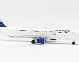 AIRBUS A321 Finnair