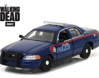 "FORD Crown Victoria Police Interceptor ""Atlanta Police"" 2001 (из т/с ""Ходячие мертвецы"")"