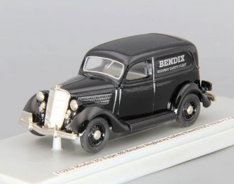 FORD Type 48 Bendix Highway Safety Fleet (1935), black